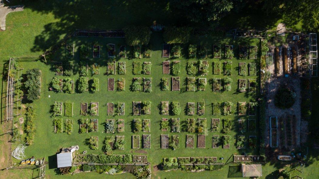 dunwoody community garden and orchard garden